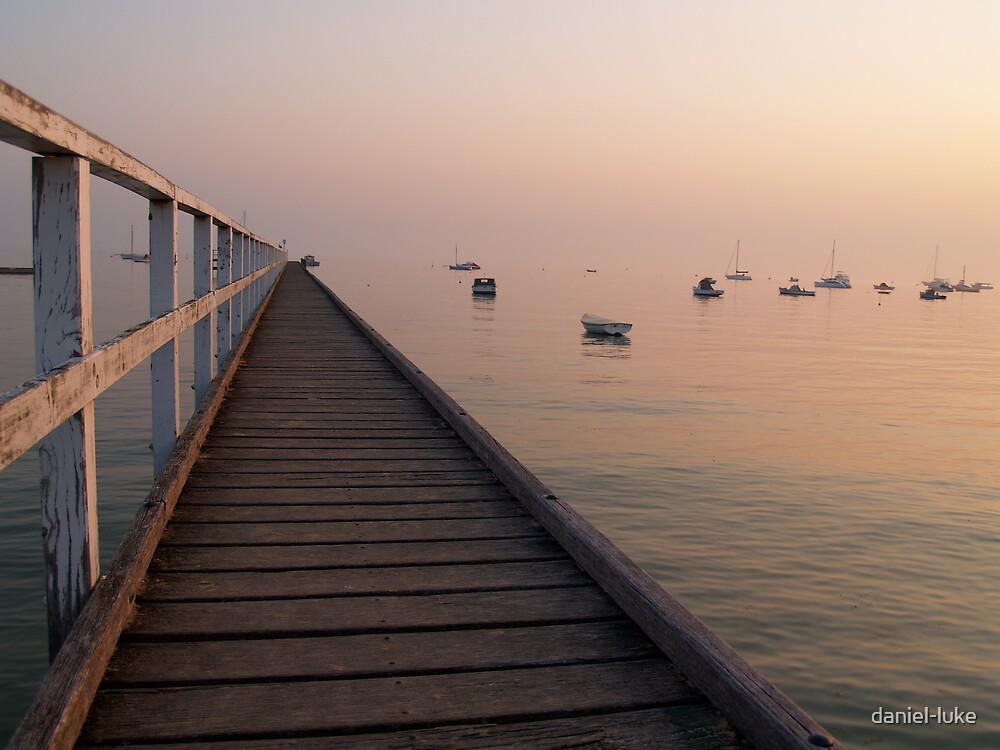 Seamless Horizon by daniel-luke