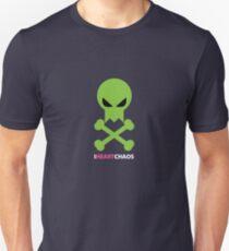 I Heart Chaos Skull Tee Unisex T-Shirt