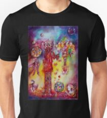 GARDEN OF THE LOST SHADOWS ,FAIRIES AND BUTTERFLIES T-Shirt