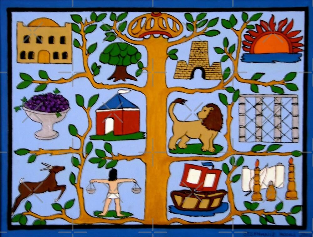 Twelve Tribes by Shulie1