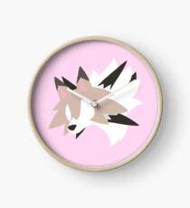 Lycanroc - Midday Form Clock