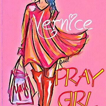 Pray Girl Pray by vernice2018