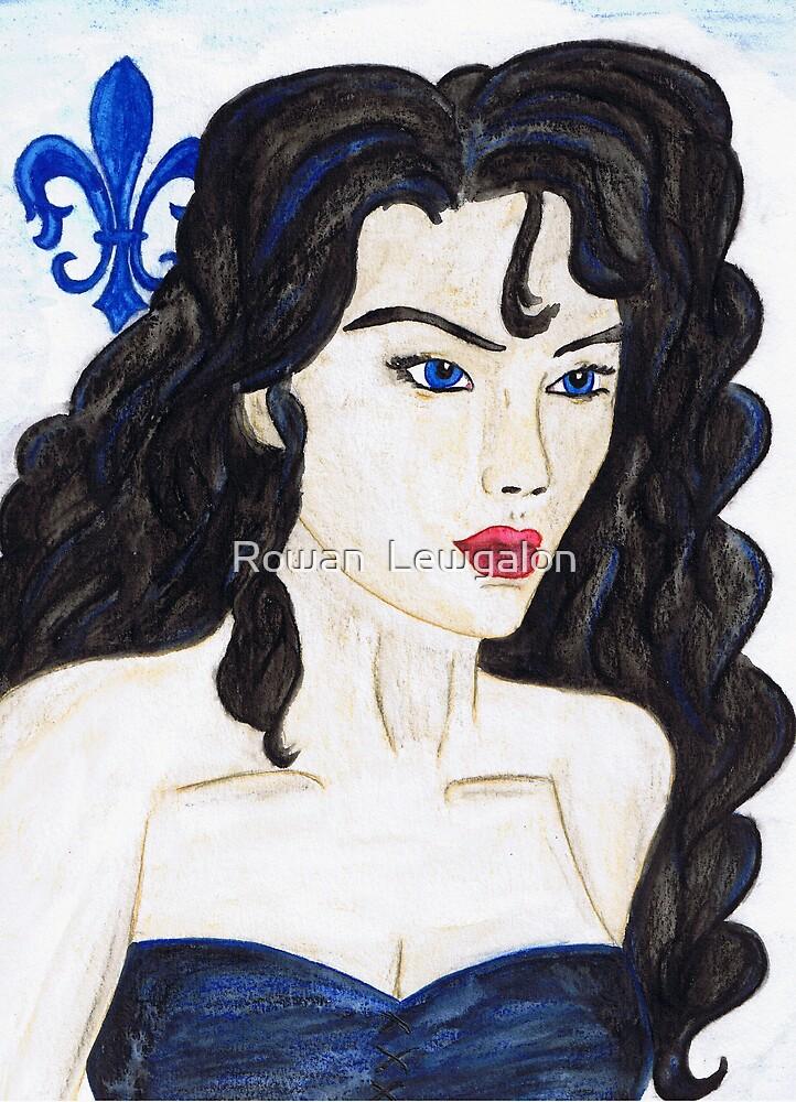 Feona Malea by Rowan  Lewgalon