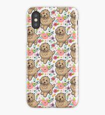 Floral Doodle iPhone Case/Skin