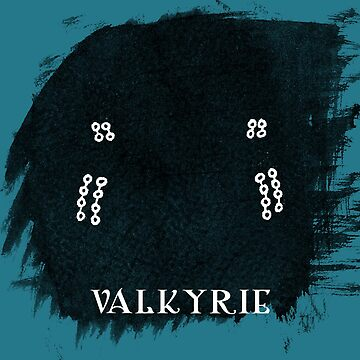 Valkyrie War Paint 2 by gillyperkygoth