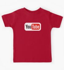 YouTube 2015 Kinder T-Shirt