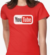 YouTube 2015 Women's Fitted T-Shirt