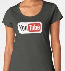 YouTube 2015 Women's Premium T-Shirt