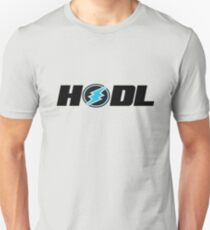 Hodl-Elektroneum Slim Fit T-Shirt