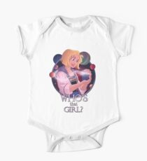 Who's That Girl? One Piece - Short Sleeve