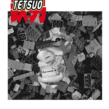 Tetsuo the Legoman by SadRocket