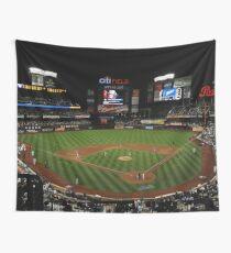 Mets Field Wall Tapestry