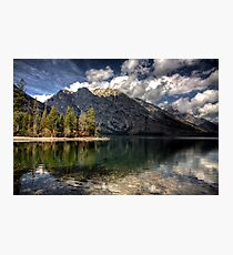 Jenny Lake at Grand Tetons I Photographic Print