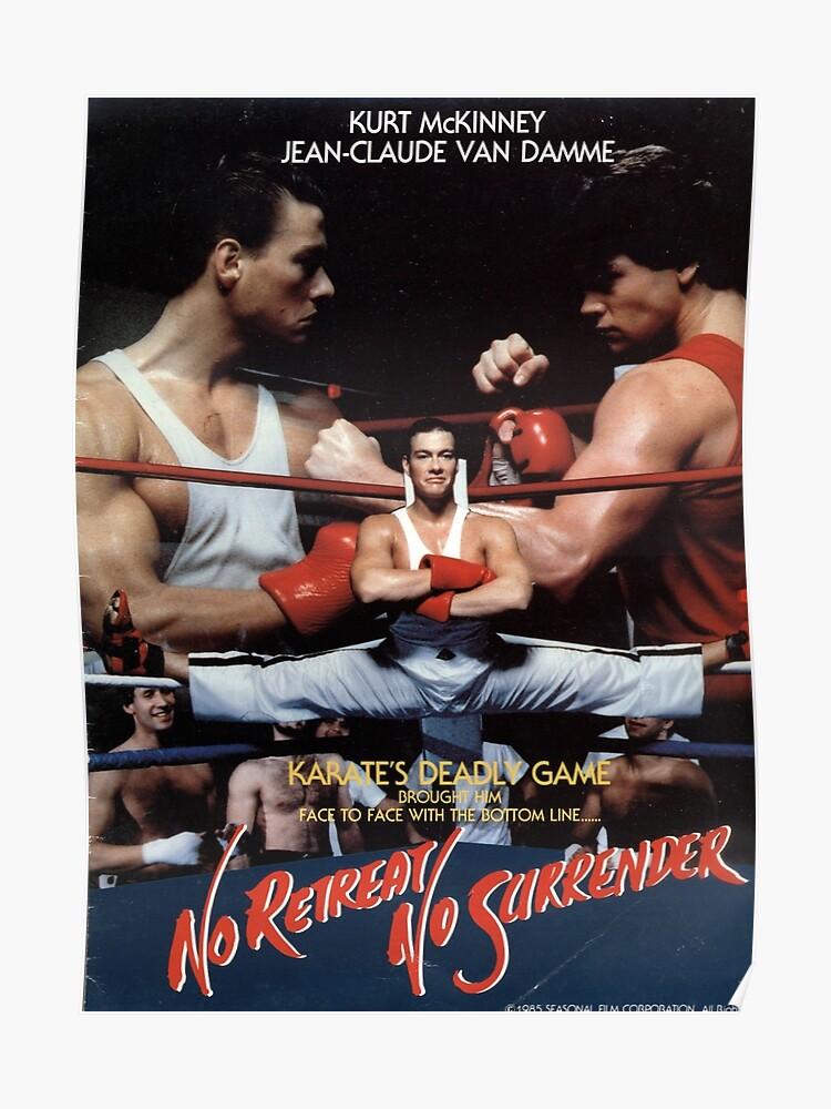 No Retreat No Surrender | Poster
