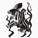 Underwater fish by Svetlana Sewell