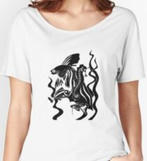 Underwater fish Women's Relaxed Fit T-Shirt