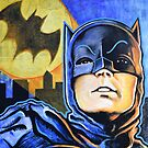 CLASSIC 1960s BATS by Pat McNeely
