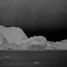 White Ice in the Dark by DianaC