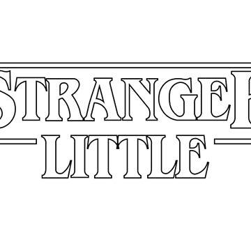 Stranger Little - Black by izzywellman
