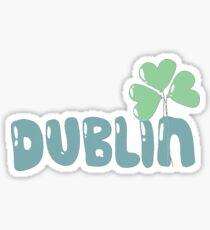 Dublin Geotag Sticker
