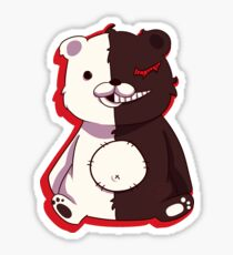 Monokuma Teddy Bear Sticker