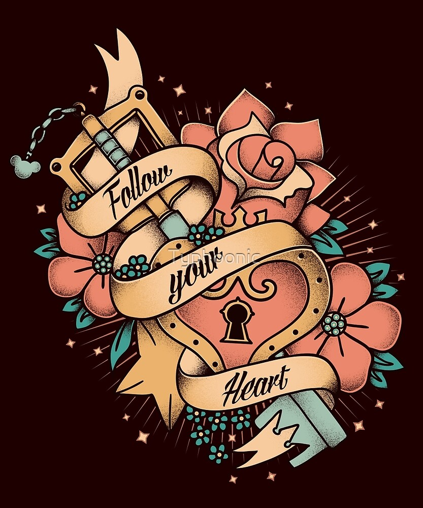 Follow your heart by Typhoonic