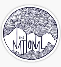 The National  Sticker
