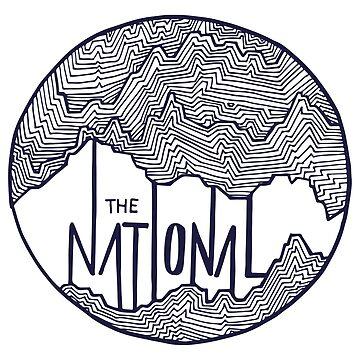 The National  by KrisKarlson