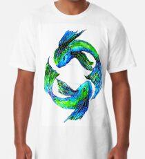 'Koi' Antics Long T-Shirt