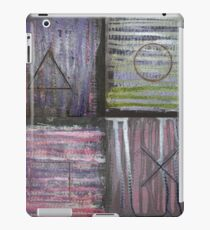 Abstract Console Buttons iPad Case/Skin