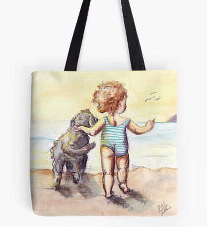 Sally and Spike Tote Bag