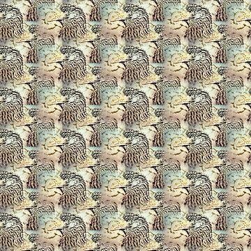 Eagle Array Pattern  by deecdee