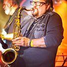 Sax Man by Riggzy