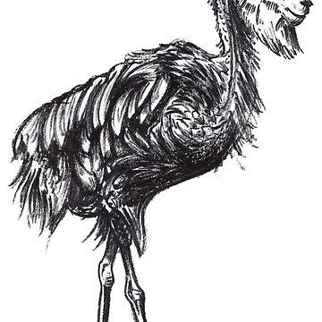 Flamingoat by cizauskas