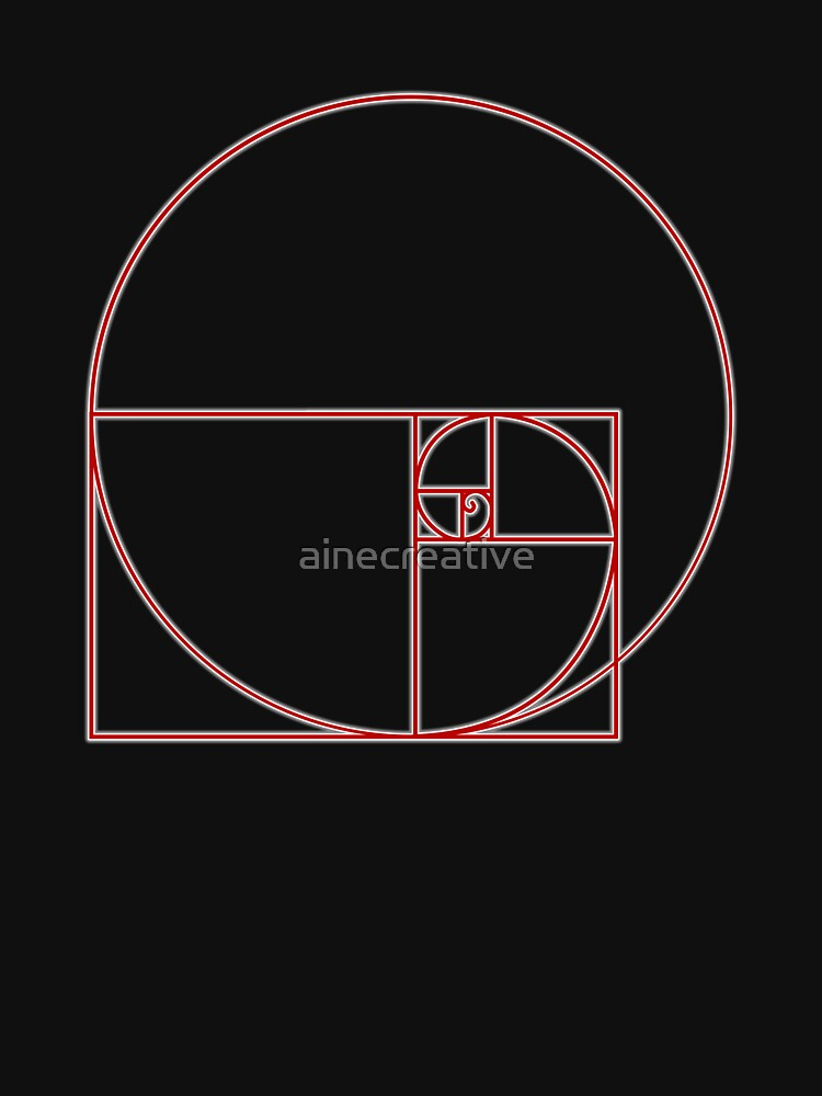 The Golden Ratio by ainecreative