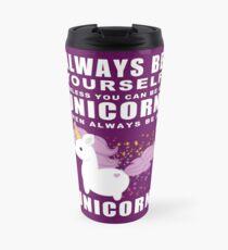 Always - Unicorn Travel Mug