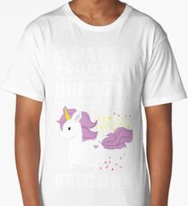 Always - Unicorn Long T-Shirt