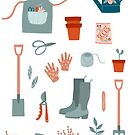 Gardening by Nic Squirrell