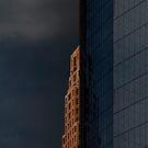 New York Sunset 10 by Alex Preiss