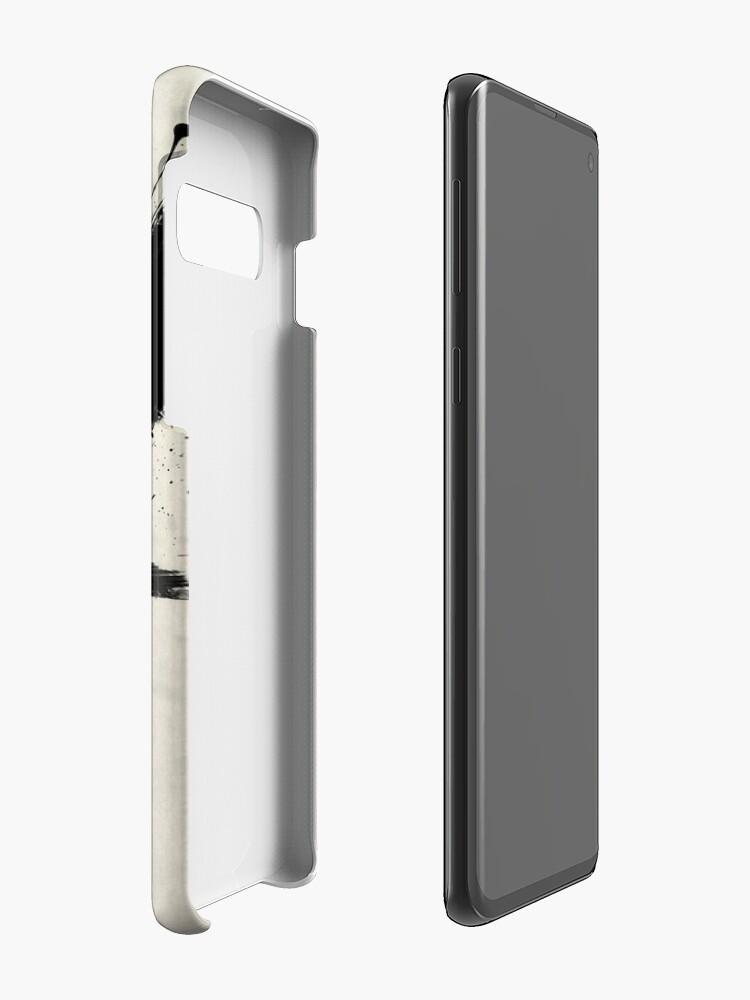 Alternate view of Raven Case & Skin for Samsung Galaxy