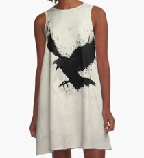 Raven A-Line Dress