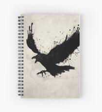 Cuaderno de espiral Cuervo