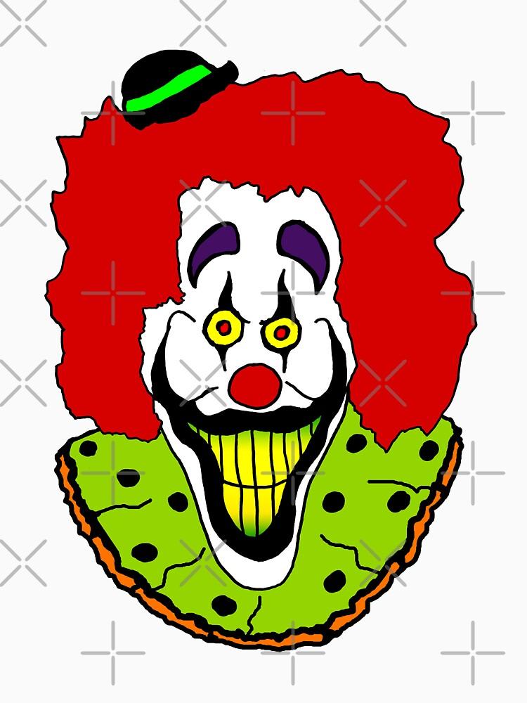 Zeebo the Clown by Bastianelli
