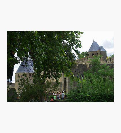 Mediaeval City Photographic Print