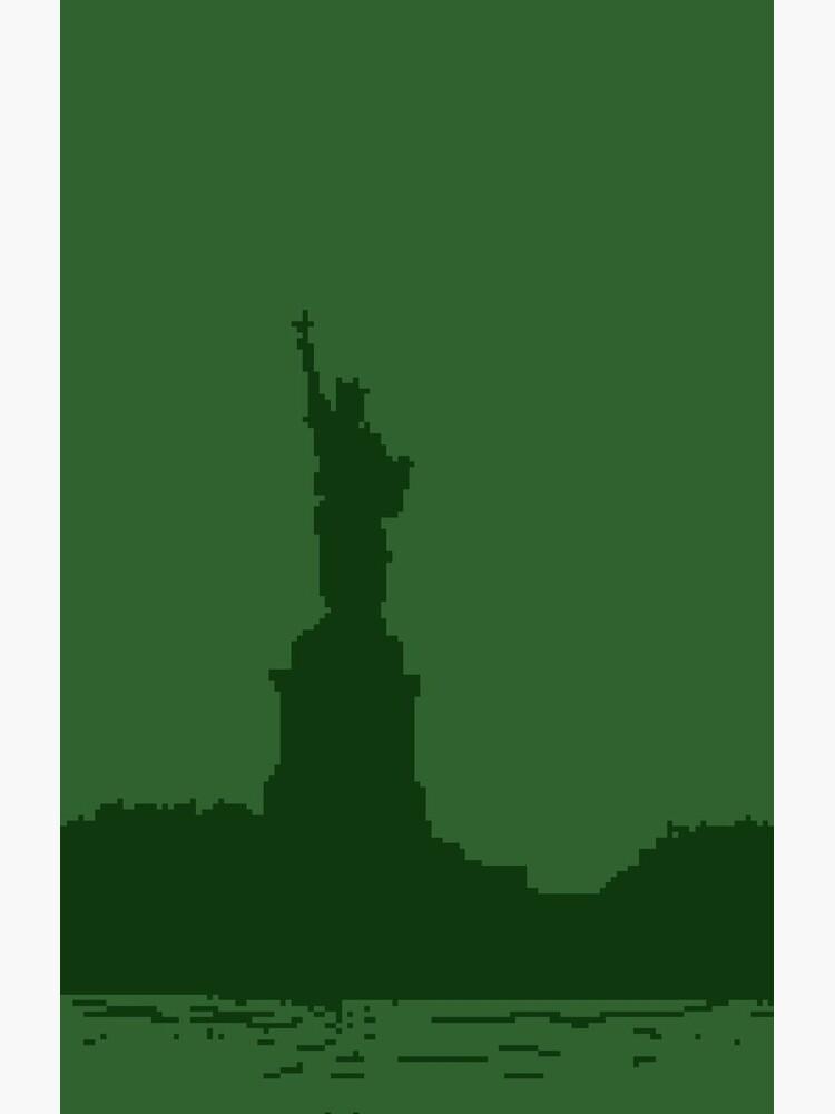 Liberty Gameboy Pixel by Bastianelli