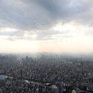 « La ville illimitée » par stephanebdc