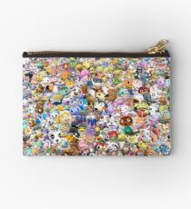 Animal Crossing (Bettdecke, Phoenetui, Aufkleber usw.) Studio Clutch