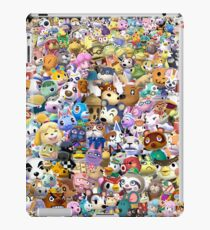 Animal Crossing (Bettdecke, Phoenetui, Aufkleber usw.) iPad-Hülle & Klebefolie