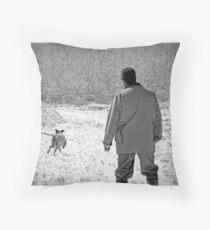 Hunt Throw Pillow