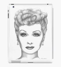 Lucille Ball iPad-Hülle & Skin